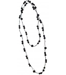 "Collier long (sautoir) ""AÇAI"""